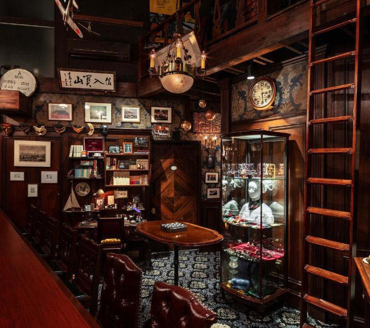 AUTHENTIC Bar SALON DE